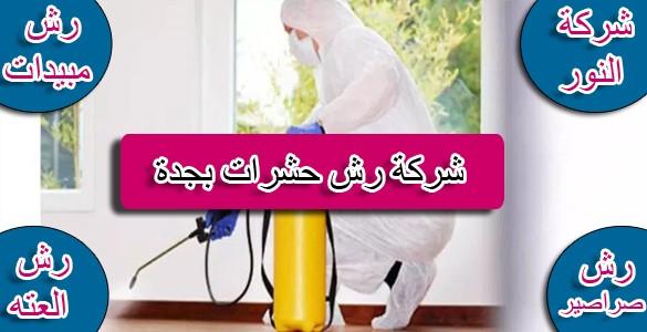 شركة رش حشرات بجدة شركة رش مبيدات بجده شركة رش العته بجدة شركة رش الصراصير بجدة